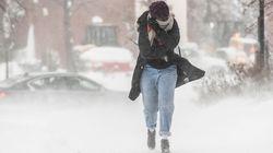 Vague de froid extrême pour plusieurs régions du