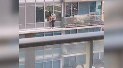 Un Torontois a pris tous les risques pour «sauver» son