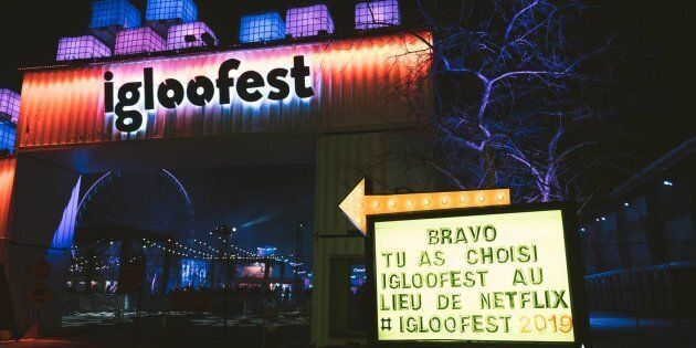 6 spectacles à ne pas manquer à Igloofest