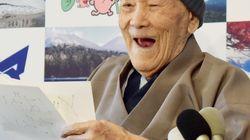 «L'homme le plus âgé du monde» est décédé à 113 ans au