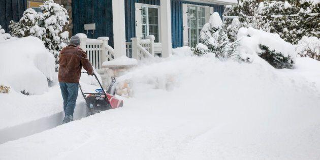 Les effets de la tempête de neige se font encore sentir
