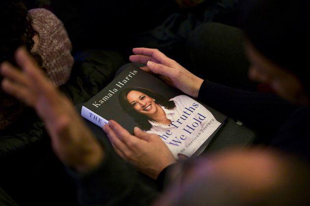 Kamala Harris vient tout juste de publier un nouveau livre, «The Truths We Hold: An American