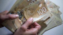 Juste une femme sur cinq au Canada dans la tranche de revenu supérieure de