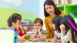 Un programme d'éducation à la sexualité pour les enfants de 0 à 5