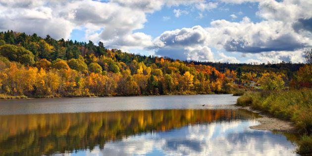 Le Nouveau-Brunswick est la destination de l'année, selon le journal Le
