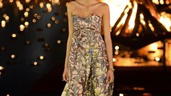 Le défilé féérique de Dior à