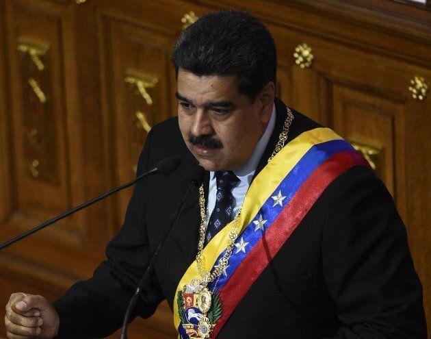 Nicolas Maduro n'a plus beaucoup de choix alors que plusieurs pays reconnaissent Juan Guaido comme président...