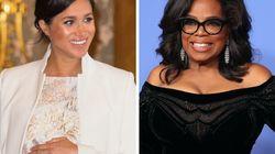 Oprah Winfrey louange Meghan Markle pour son choix entourant la naissance de son
