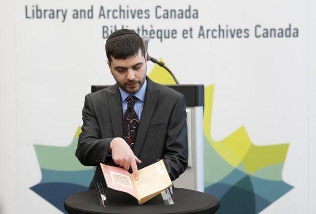 Michael Kent, conservateur à Bibliothèque et Archives Canada, présente «Statistiques, médias et organisations...