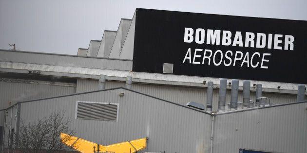 Bombardier se départira de son usine de