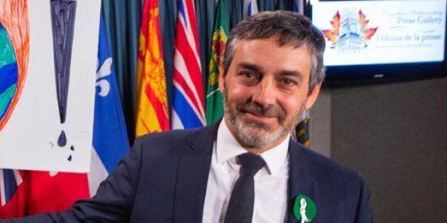 Pierre Nantel devient porte-parole du Québec au sein du