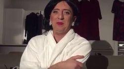 Gad Elmaleh ressort un vieux personnage pour répondre aux accusations de