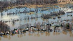 Inondations: une aide financière pour les sinistrés les plus