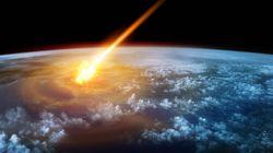 New York totalement détruite par un astéroïde durant une