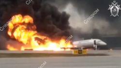 L'atterrissage d'urgence d'un avion à Moscou fait 41