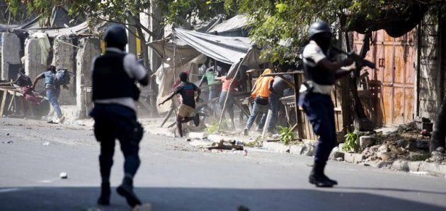 La situation en Haïti est fort tendue, alors que des ressortissants québécois tentent de se rendre à...