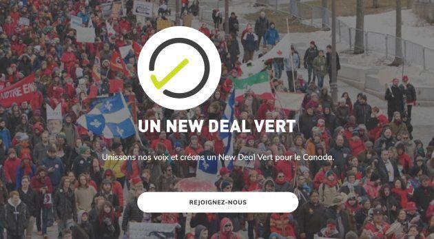 Un site web faisant la promotion de l'initiative a également été lancé au