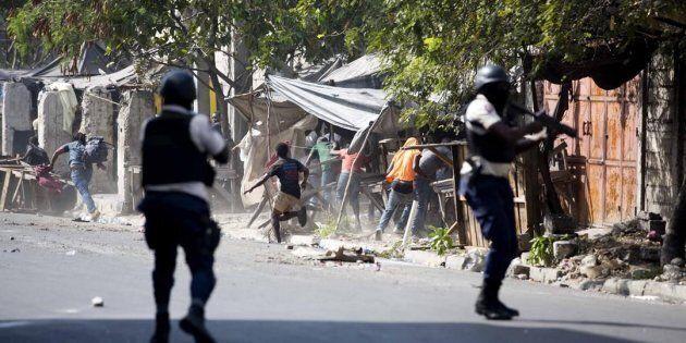 Les 113 touristes québécois coincés en Haïti