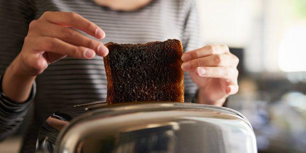 Se faire des «toasts» nuit à la qualité de l'air, mais ne paniquons