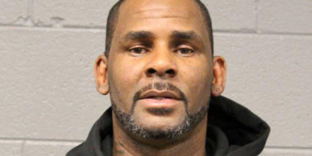 Abus sexuels sur mineures: la caution de R. Kelly fixée à 1