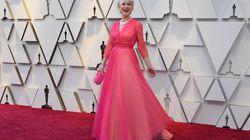 Oscars 2019: une déferlante de rose sur le tapis