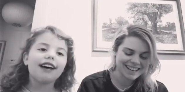 Quand Coeur de pirate et sa fille Romy reprennent la chanson «Shallow» du film «A Star Is