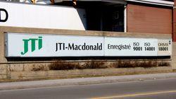 JTI MacDonald se place à l'abri de ses