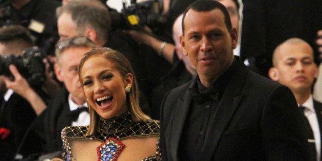 Jennifer Lopez et Alex Rodriguez confirment leur