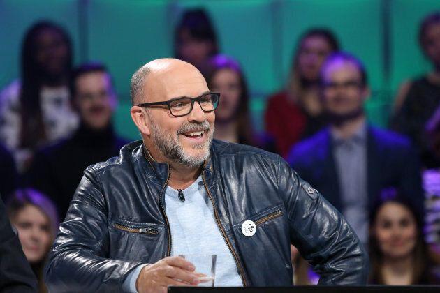 Sylvain Marcel à «Tout le monde en parle» le 10 mars