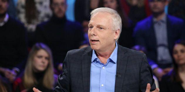 «Tout le monde en parle»: Jean-François Lisée n'a pas digéré la carte de Dany