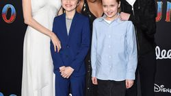 Angelina et ses enfants sont les stars de la première de