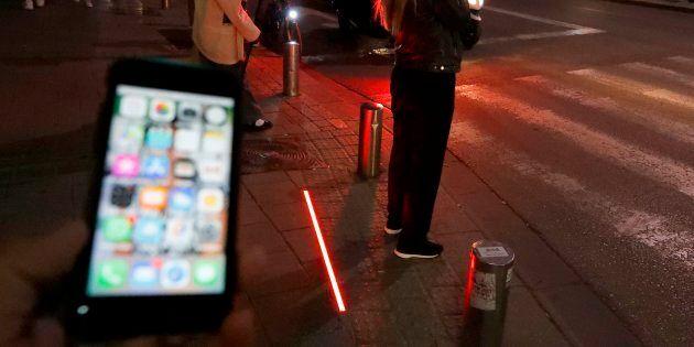 Tel Aviv installe des feux de circulation pour les «zombies du