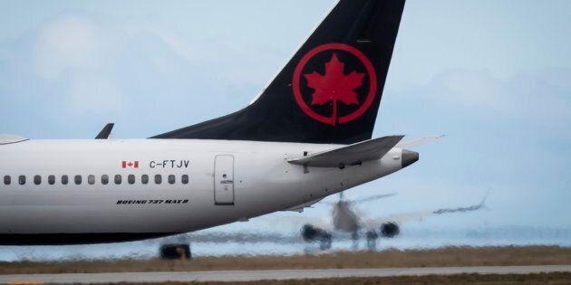 Air Canada inondée d'appels de