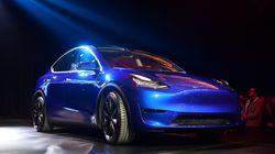 Voici le nouveau Tesla Model Y, un VUS sept places à 40 000