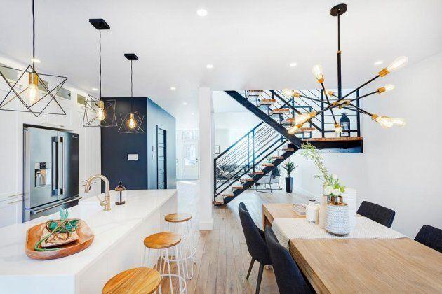 Maison Moderne A Vendre Montreal - burnsocial