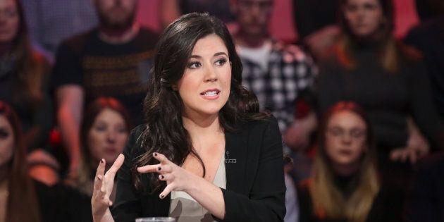 «Tout le monde en parle»: Catherine Fournier parle d'une culture politique «réfractaire» au changement...