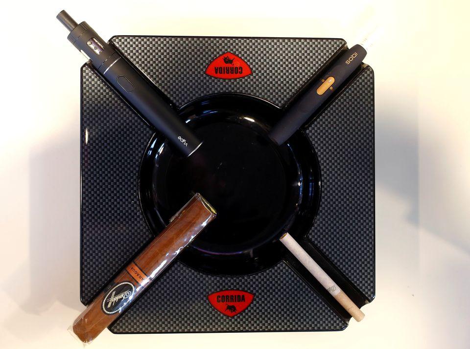 Συσκευές θέρμανσης καπνού και τσιγάρο - Κίνδυνοι και σκληρές
