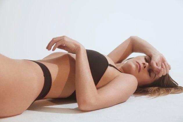 Une autre chaude collection de lingerie Maripier Morin X Blush pour