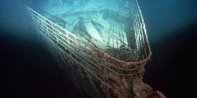 Le Titanic sera la prochaine destination pour les riches