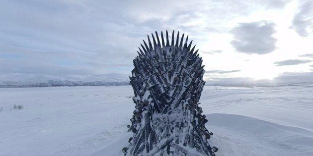 Six trônes cachés à travers le monde crédit: YouTube/Game of