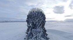 «Game of Thrones»: six trônes de fer cachés dans le