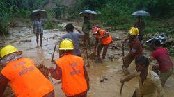 Bangladesh: la mousson fait au moins 77