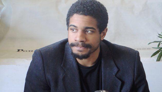 Juliano Gray, un jeune noir interpellé violemment dans métro de Montréal par des agents de sécurité de...