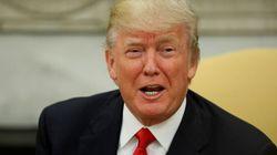 Trump ne parlait pas si mal il y a quelques années... et c'est plutôt