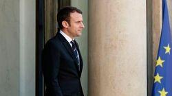 Le gouvernement d'Emmanuel Macron