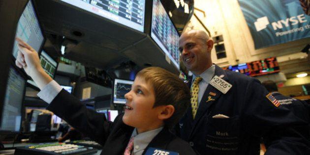Bourse: Wall Street a retrouvé ses niveaux de mai 2008 -
