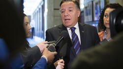 «Nettoyage ethnique»: Legault accuse Arcand de cautionner le maire de