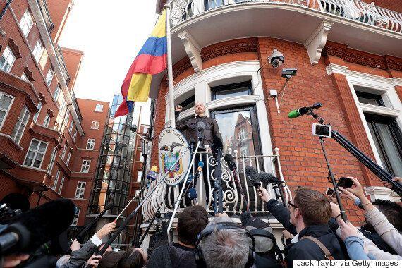 La Suède abandonne les poursuites pour viol contre Julian Assange