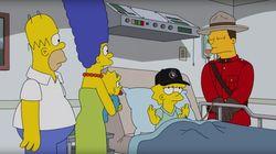 Quand même les Simpson se moquent des Sénateurs