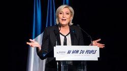 La petite phrase de Le Pen qui en dit long sur sa vision de la